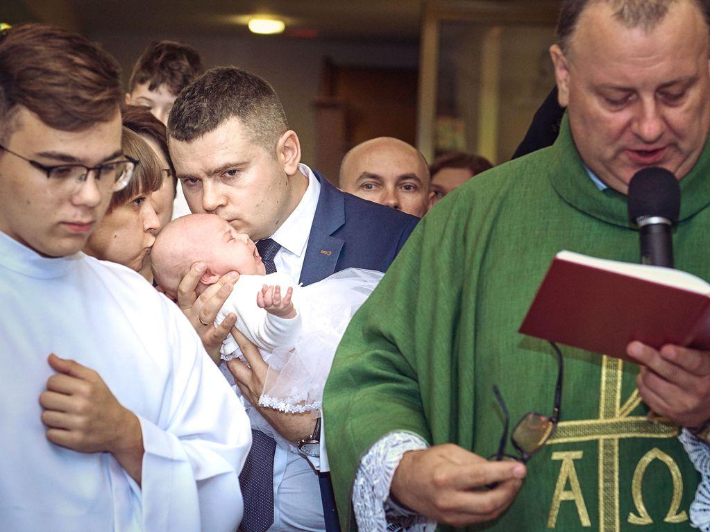dobry fotograf na chrzest